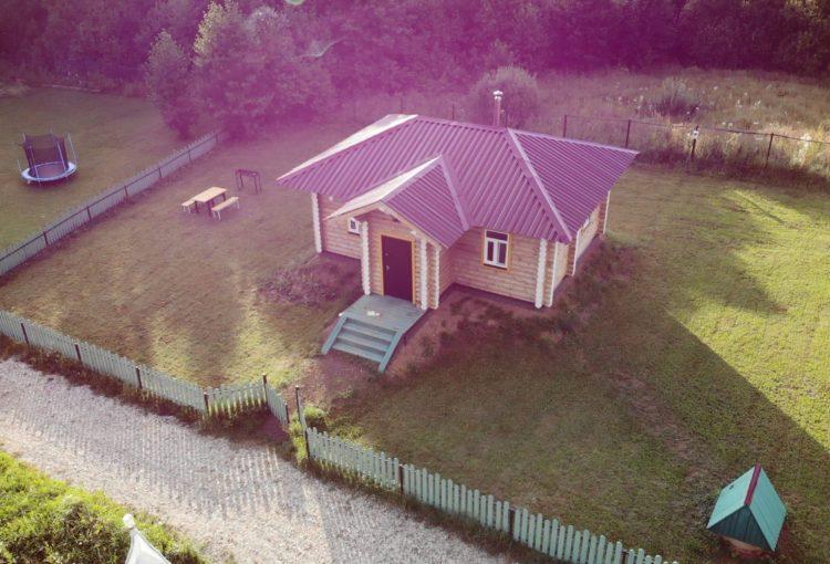 гостевой домик длярыбалки и проживания